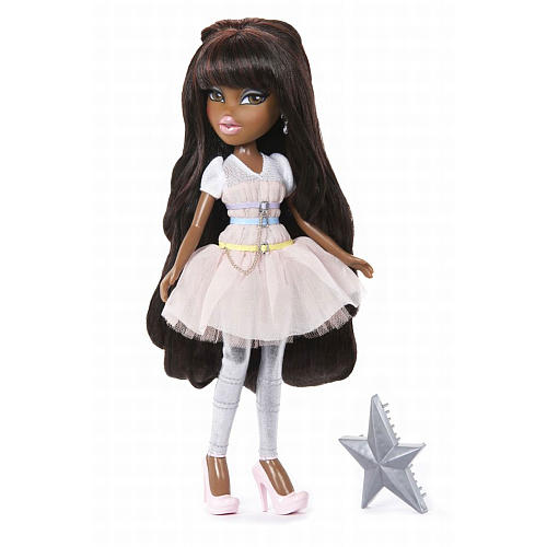 Doll Of The Week Sasha Bratz Black Beauty Dolls