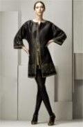 Kimono coat by Andrew Gn