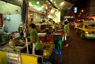 Bangkok - tak żyje (moje) miasto 6