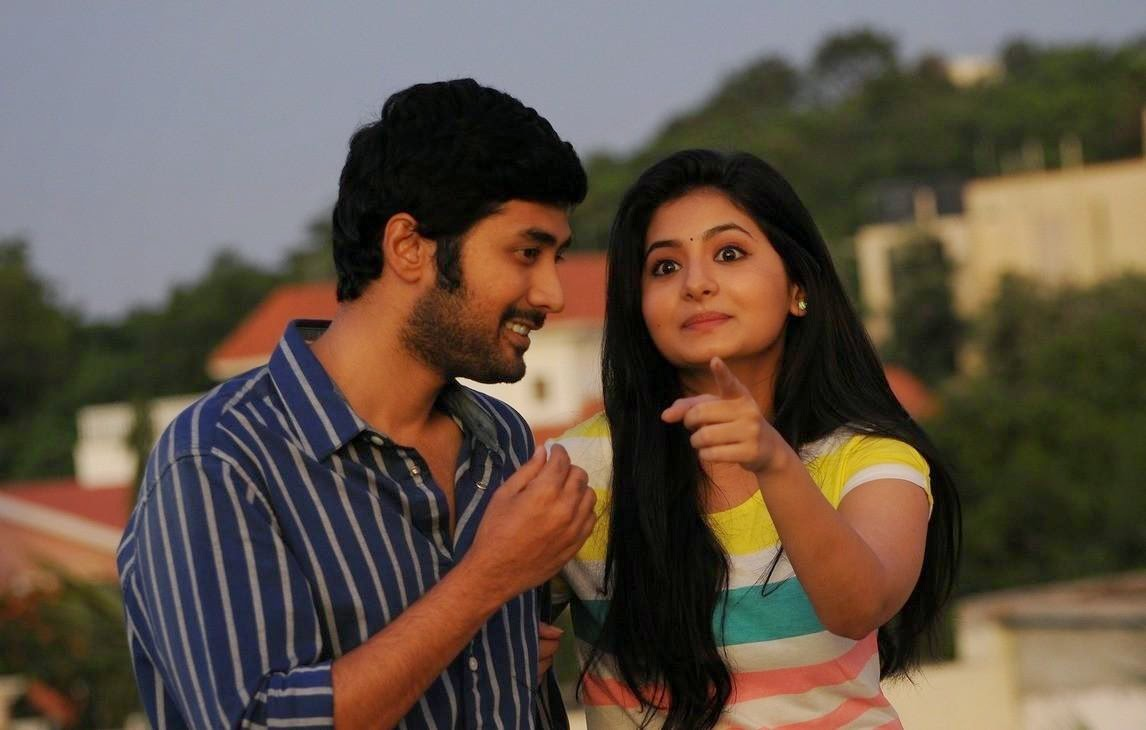Hyderabad love story movie stills