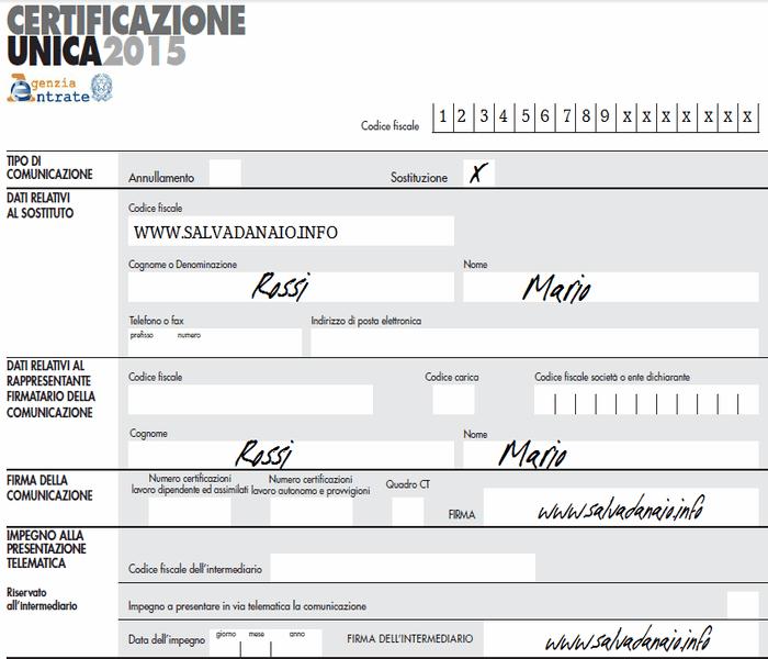 Come Richiedere Modello CUD + Certificazione Unica Con Lu0027Inps: