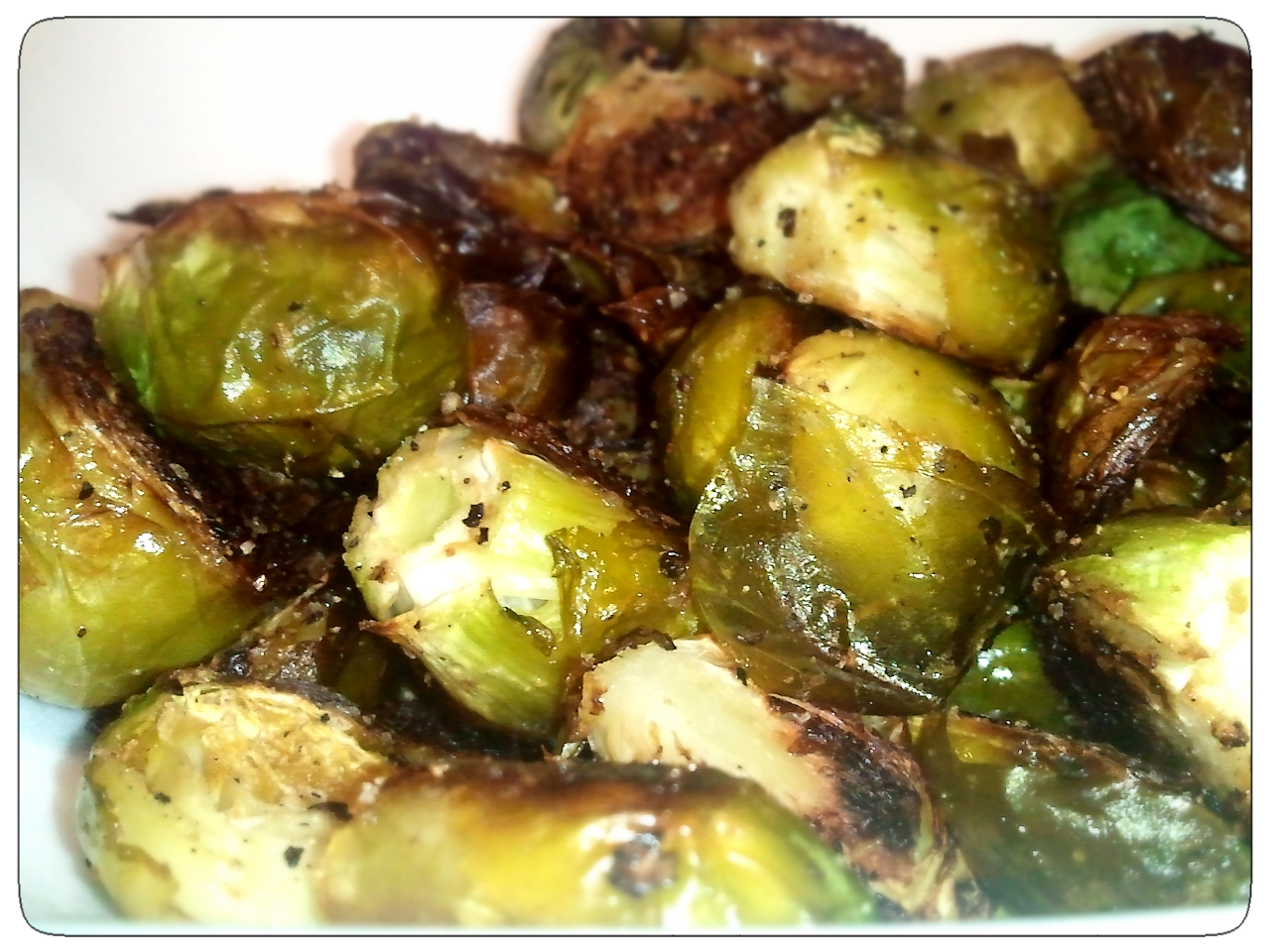 Moremirchi roasted brussels sprouts ina garten recipe - Ina garten baking recipes ...