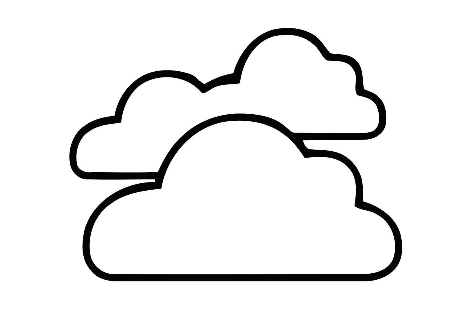 Disegni da colorare: tempo e stagioni (meteo, stagioni, fenomeni