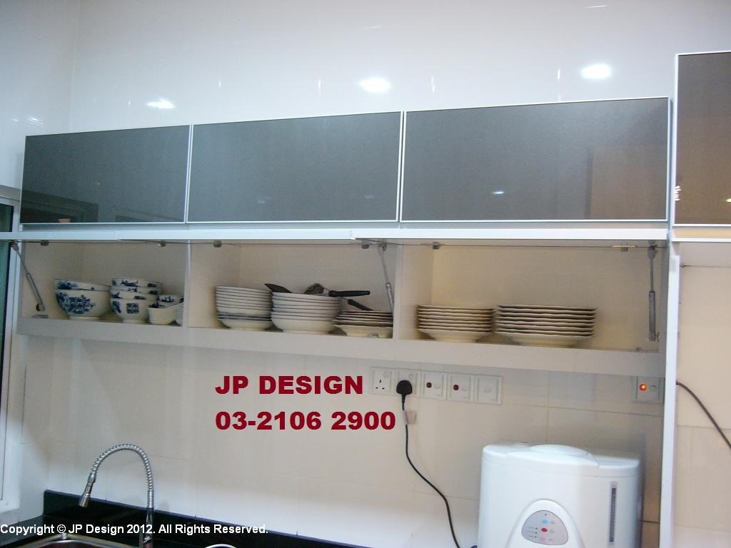 Jp Design Kitchen Cabinet In Kuala Lumpur Kepong Bandar Cheras Baru Kl Malaysia