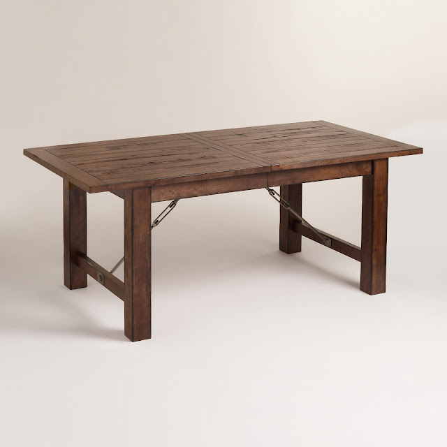 COST PLUSGARNER DINING TABLE