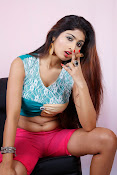 Actress Charulatha Hot Photo shoot Gallery-thumbnail-9
