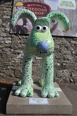 aMazing Gromit (front view)