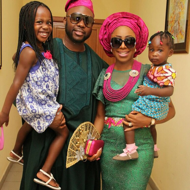 dakore akande family