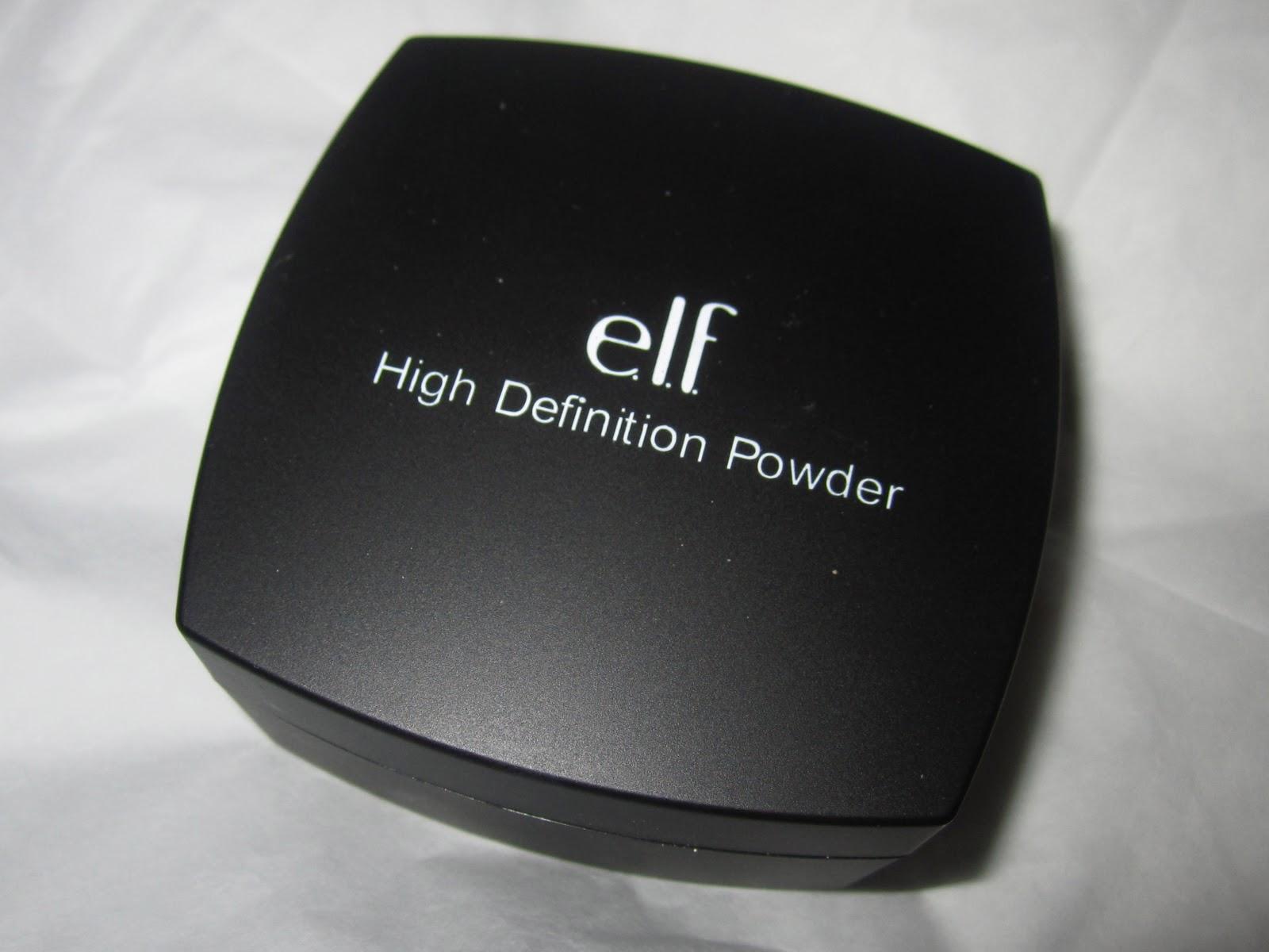 What is elf high definition powder