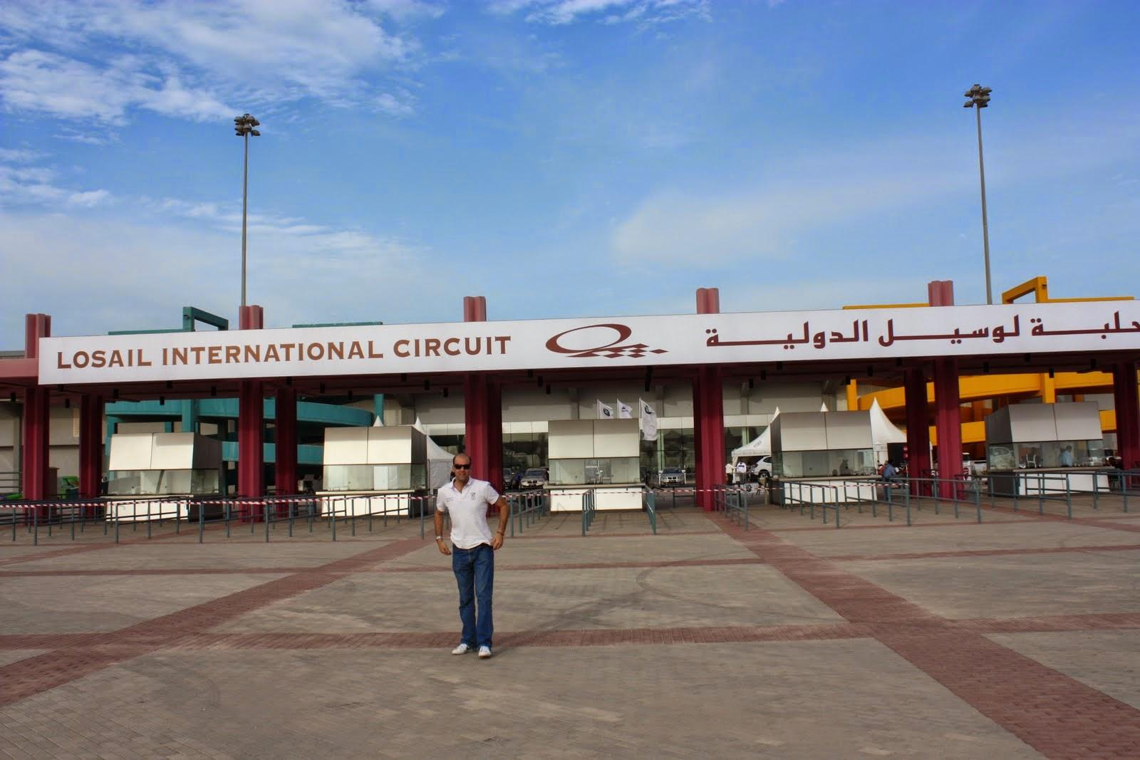 Circuito Losail Qatar