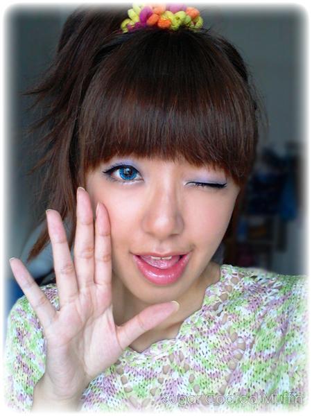Korean popstar makeup