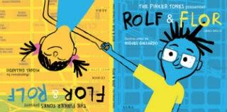 llibre-CD infantil Rolf & Flor de The Pinker Tones