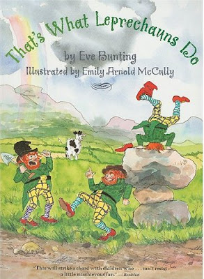 eve bunting, st. patrick's day books