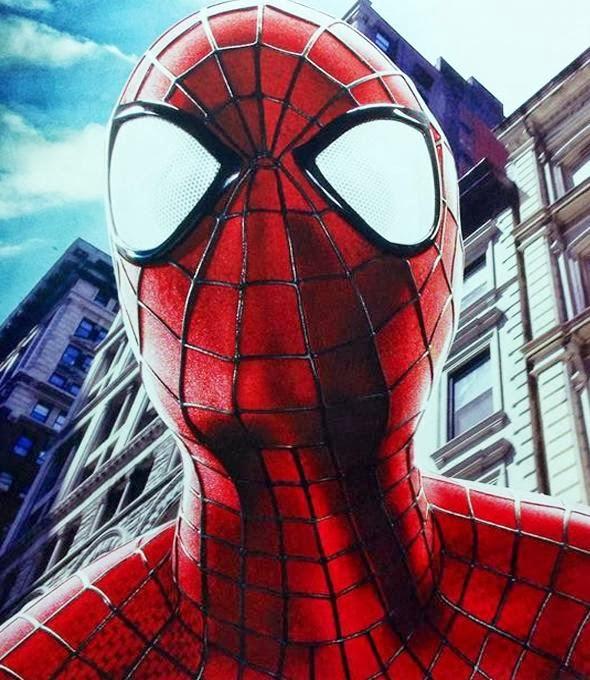 Новый Человек-Паук 2: маска