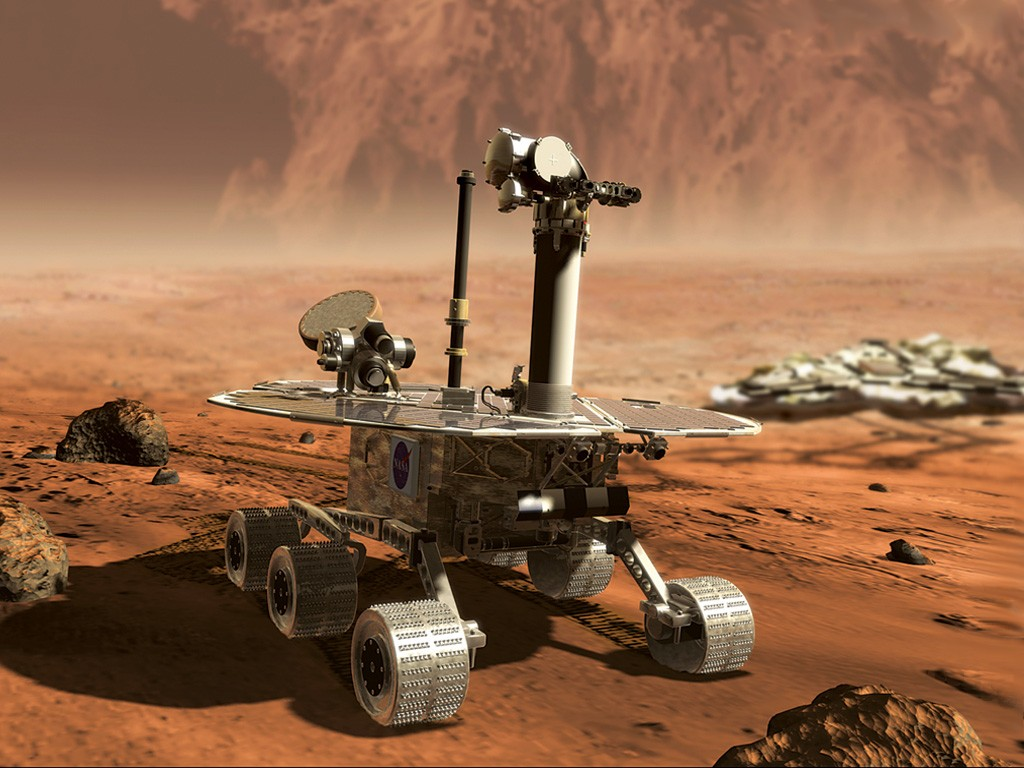 first mars rover invented - photo #15