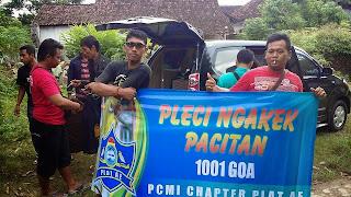 Duta Munas PCMI Chapter Pacitan