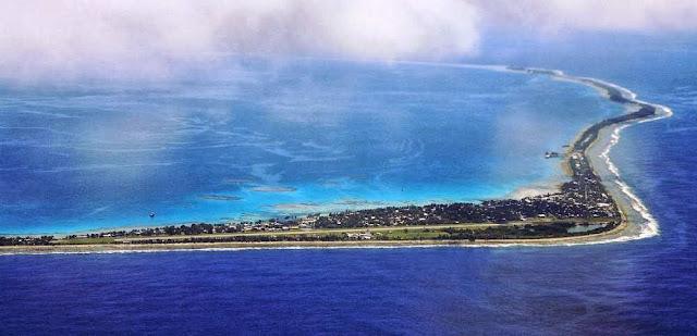 Tuvalu en la Polinesia