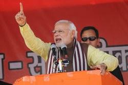 Govt will ensure complete freedom of religion: Modi