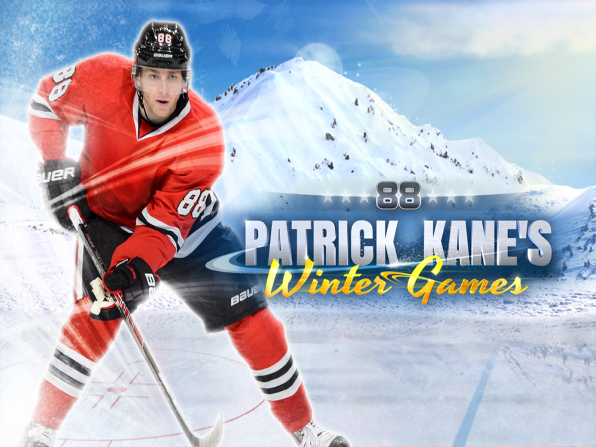 Patrick Kane's Winter Games Apk+Data