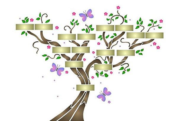Modelos para arbol genealogicos - Imagui