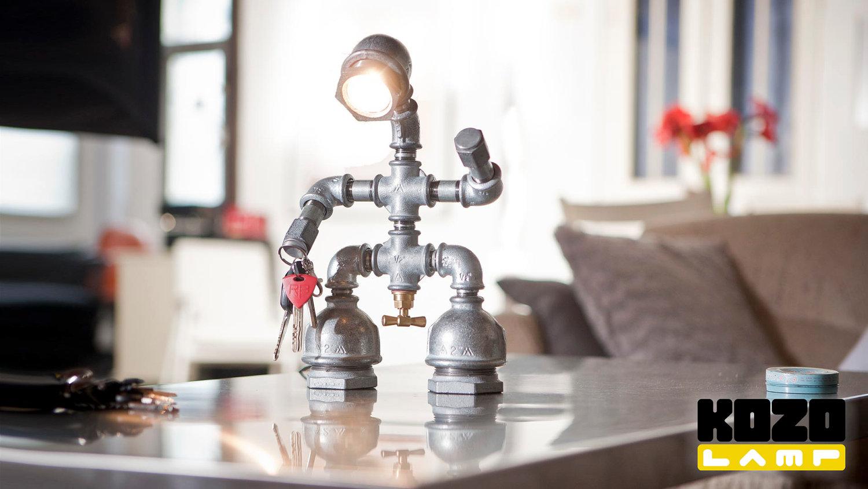 Робот из труб пвх своими руками фото 87