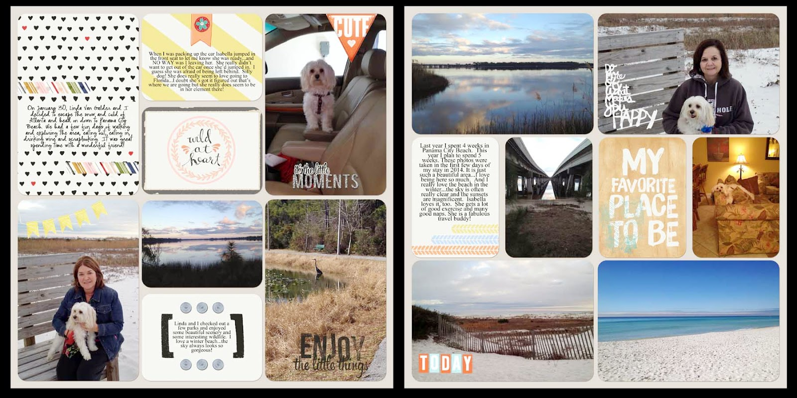 http://familybees.blogspot.com/2013/10/2013-project-life-book-one.html