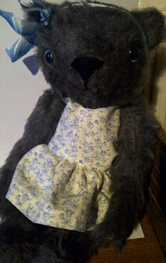 A 12 Year Old Young Lady Made My Bear Pattern Dottie May