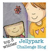 Winner at Jelly Park