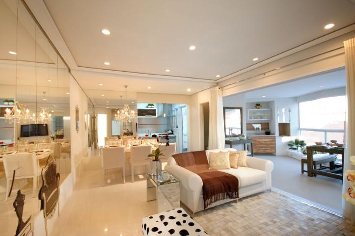 decoracao de ambientes pequenos e integrados : decoracao de ambientes pequenos e integrados:Ambiente integrados