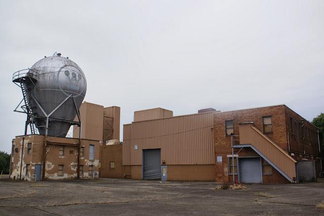 Pittsburgh abandoned atom smasher