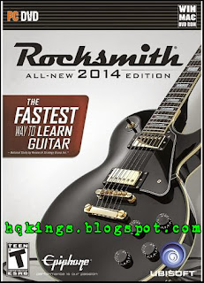 Rocksmith 2014 All Updates Incl Imports and DLC Pack 1