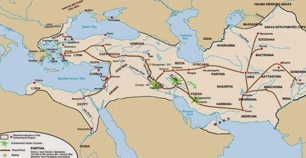 Império Aquemênida