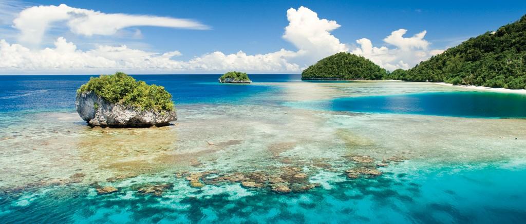 Gambar wisata pulau sawarna Banten