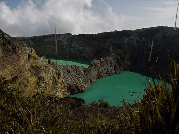 Kelimutu, Danau Tiga Warna Yang Mendunia [ www.BlogApaAja.com ]