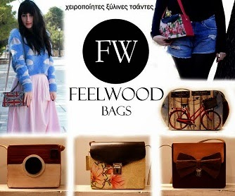 FEELWOOD-Handmade Wooden Bags