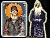 Ο Άγιος Παΐσιος για τον Γέροντά του παπαΤύχωνα