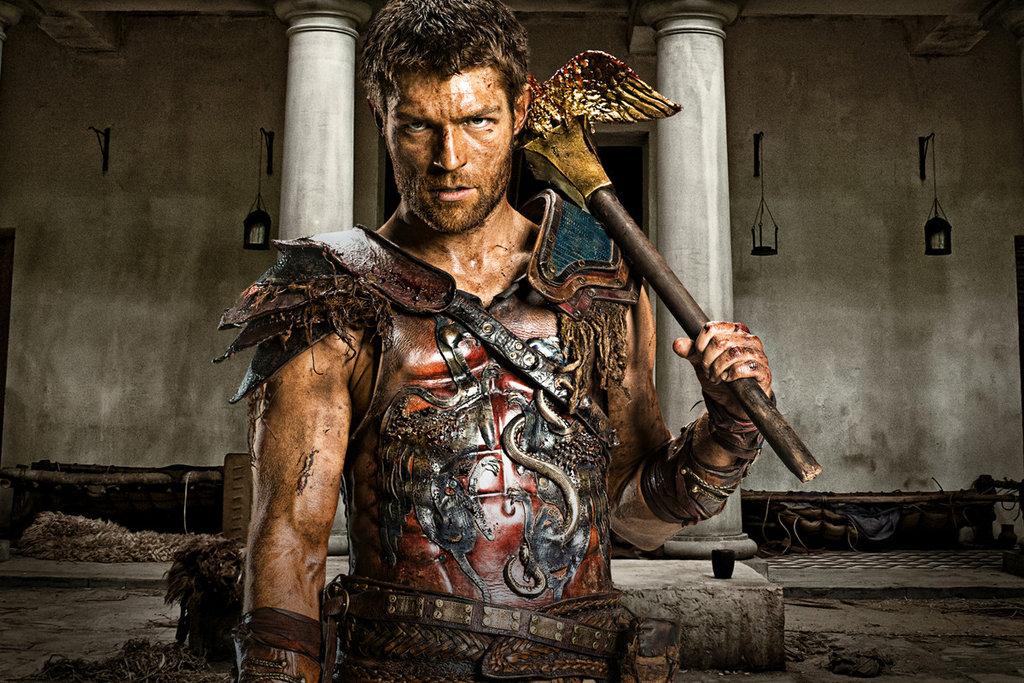 spartacus gladiator