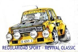 Regularidad sport - Revival classic