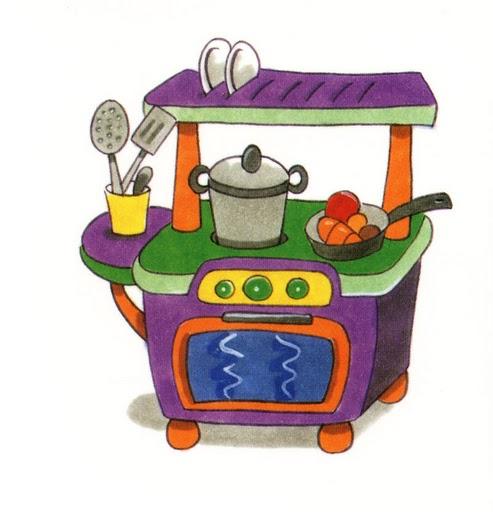 Juguetes infantiles para imprimir for Cocinitas para ninos