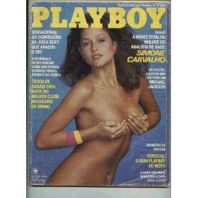 Simone Carvalho - Fotos Playboy 1984