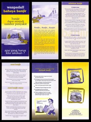 Leaflet Waspada Bahaya Banjir 3