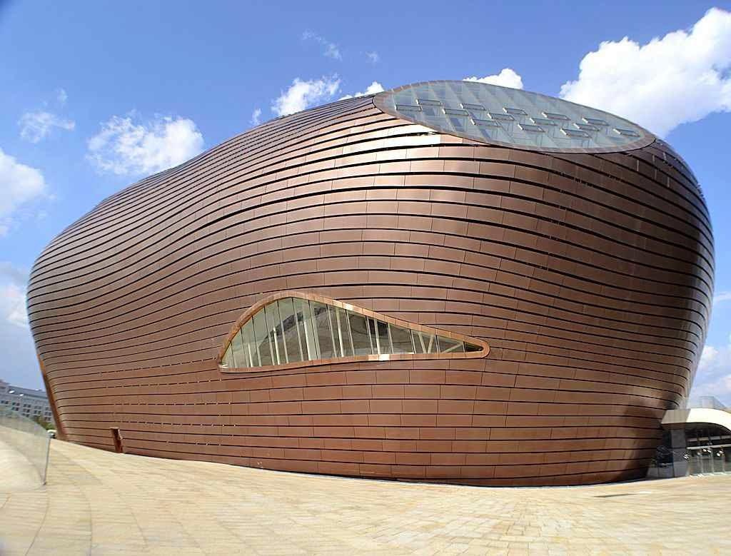 Kangbashi: a cidade que não nasceu mas já tem seu museu