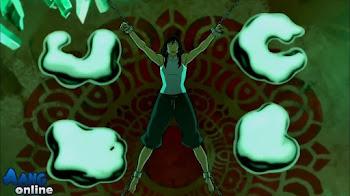 Libro 3: Cambio, Capítulo 13: El veneno del Loto Rojo - La leyenda de Korra