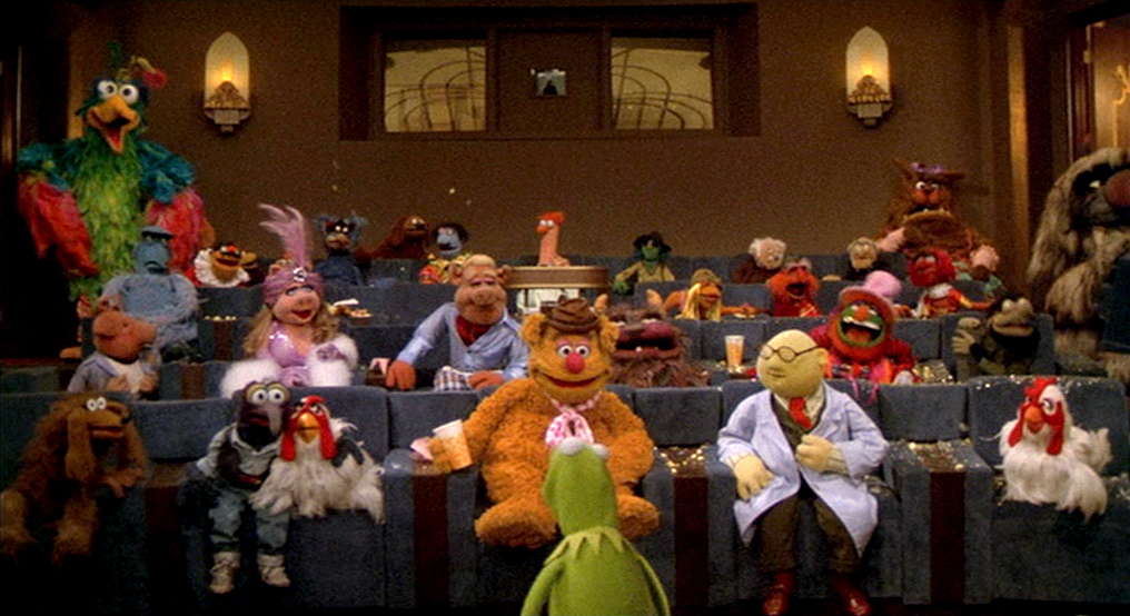 Muppets at the Movies