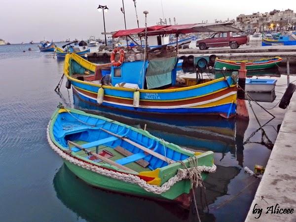 barci-colorate-malta-port