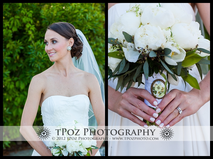 Bouquet Annapolis Maritime Museum Wedding