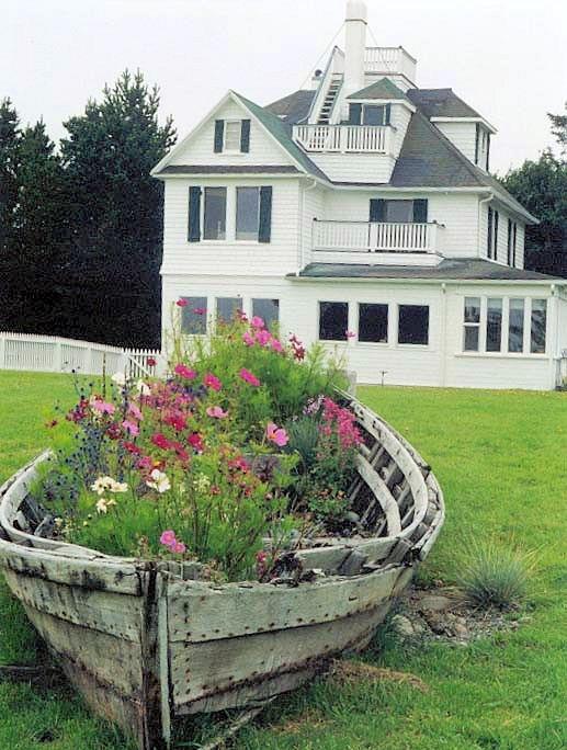 ideas sobre decoracin exterior en jardines con flores