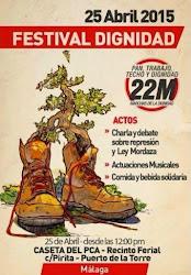 Fiesta de la Dignidad-22M