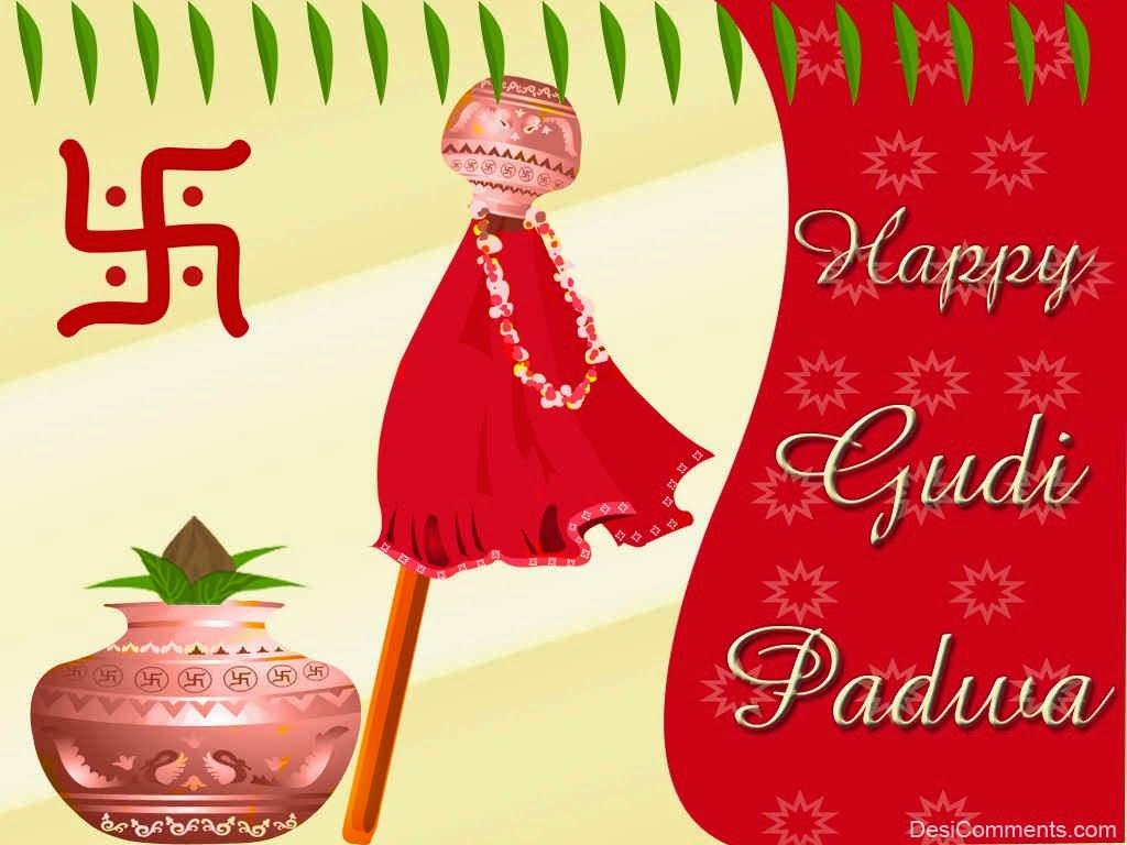 Padwa Wishes Sms Happy Gudi Padwa Sms in