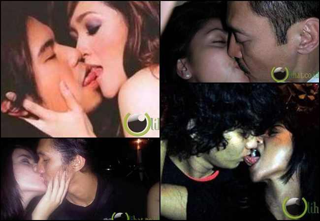 Skandal Artis Indonesia Ciuman
